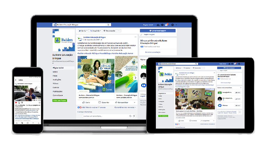case-builders-educacao-bilingue-campanhas-redes-sociais