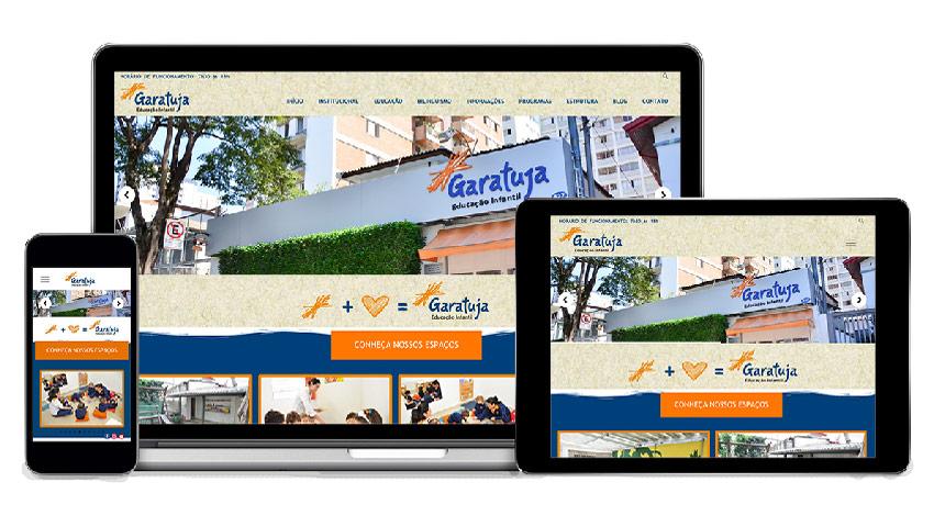 case-garatuja-educacao-bilingue-site-responsivo